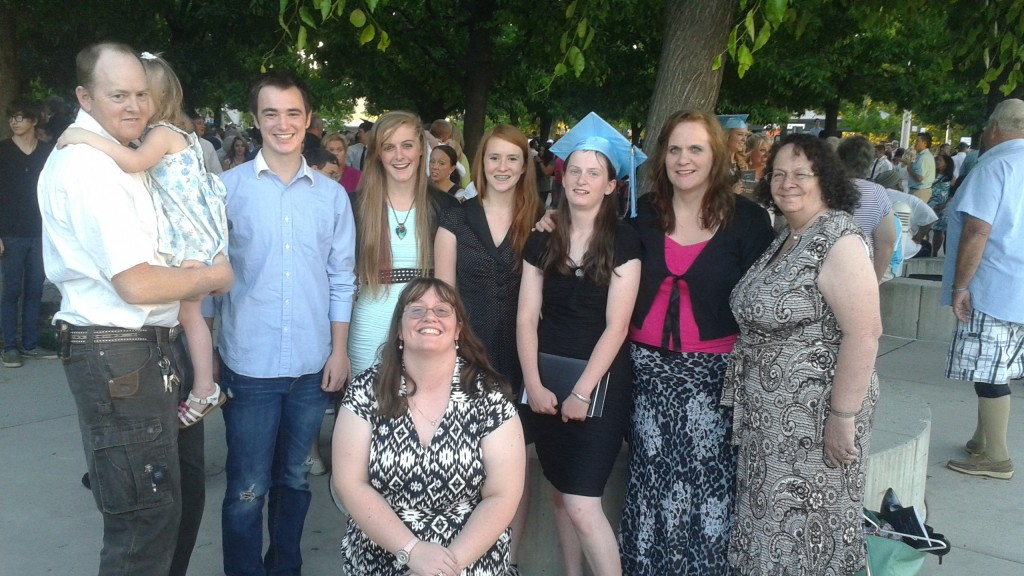 family, graduate