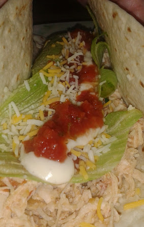 Mexican Food, Chicken, Slow cooker
