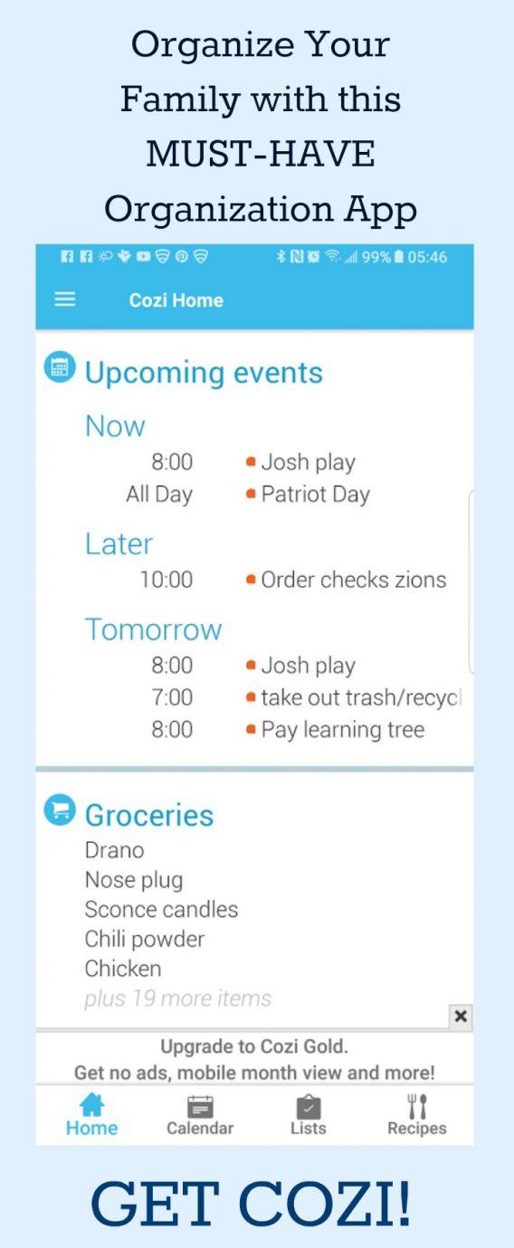 organization apps
