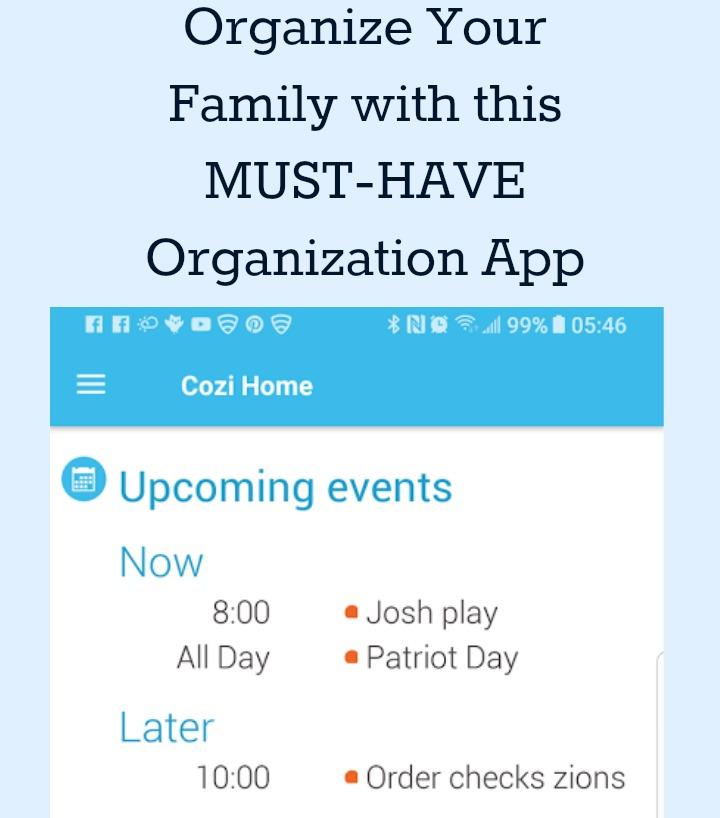 organization app