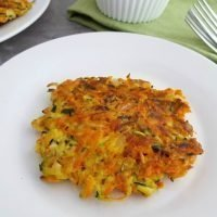 Garden Vegetable Fritters Recipe