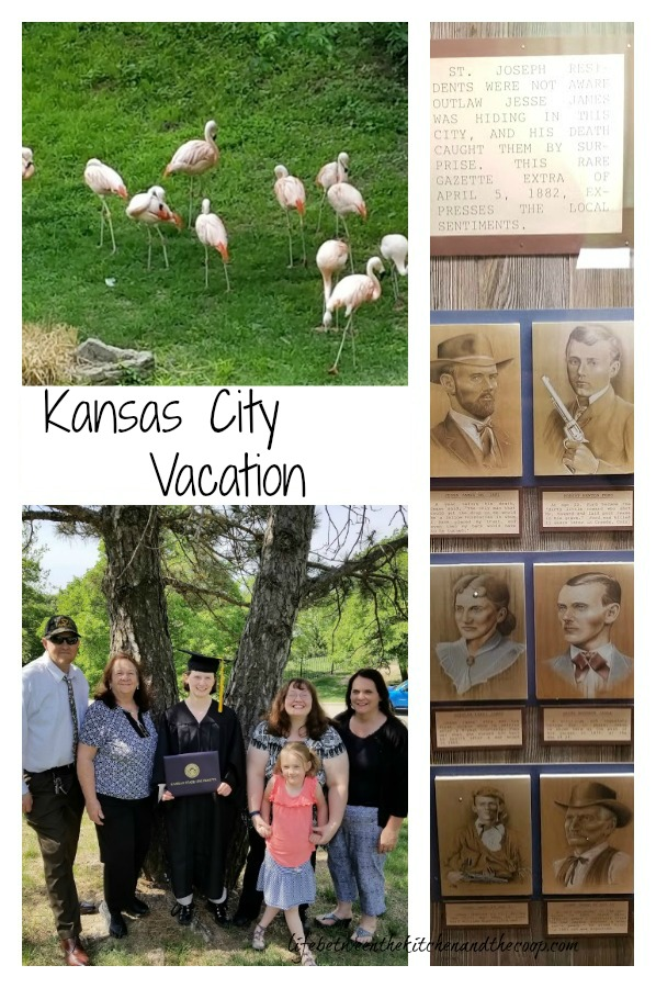 Kansas City Vacation