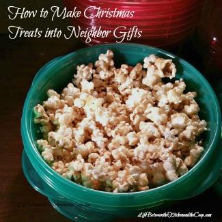 Make Christmas Treats