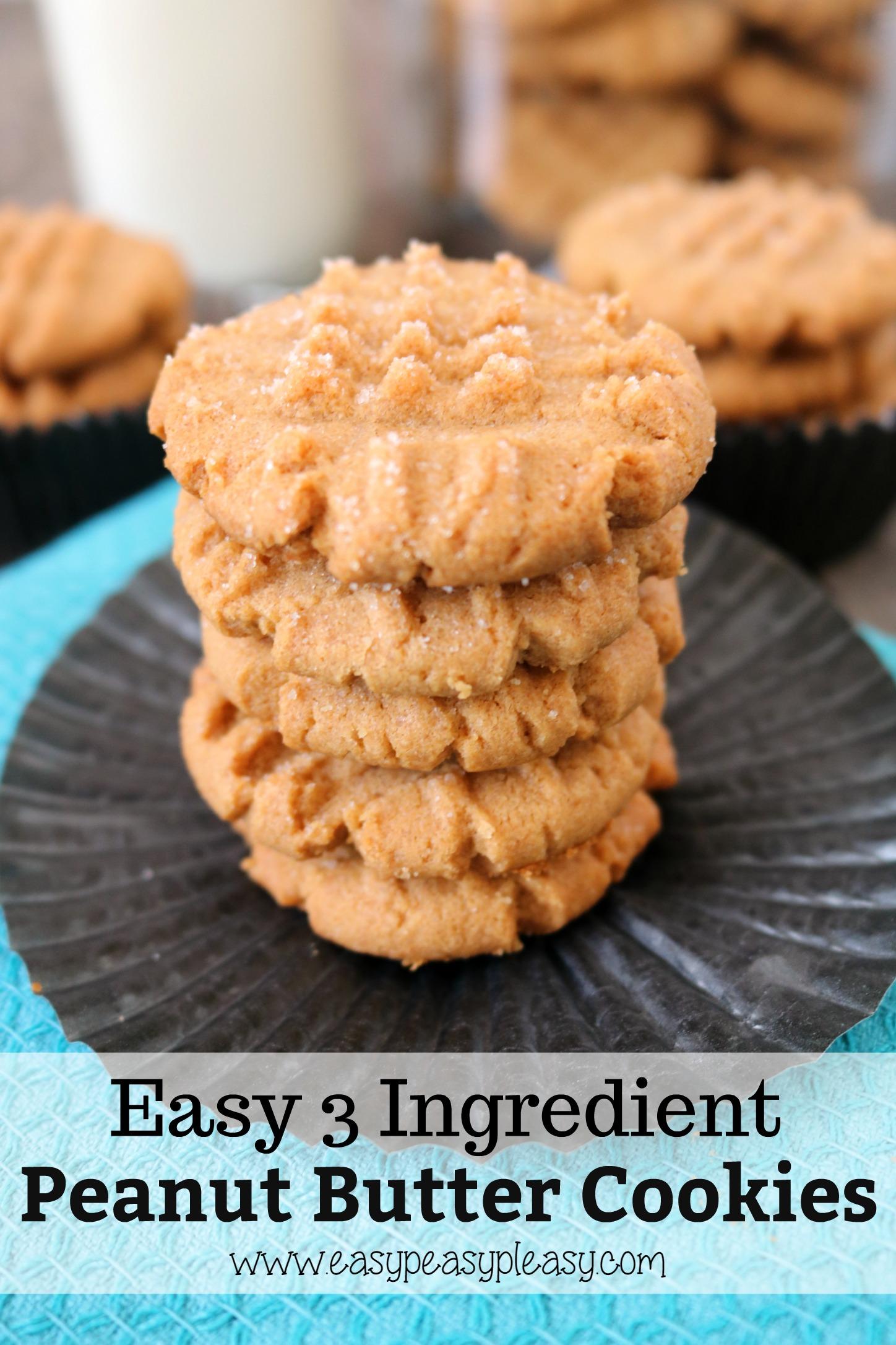 Better Home And Garden Peanut Butter Cookies
