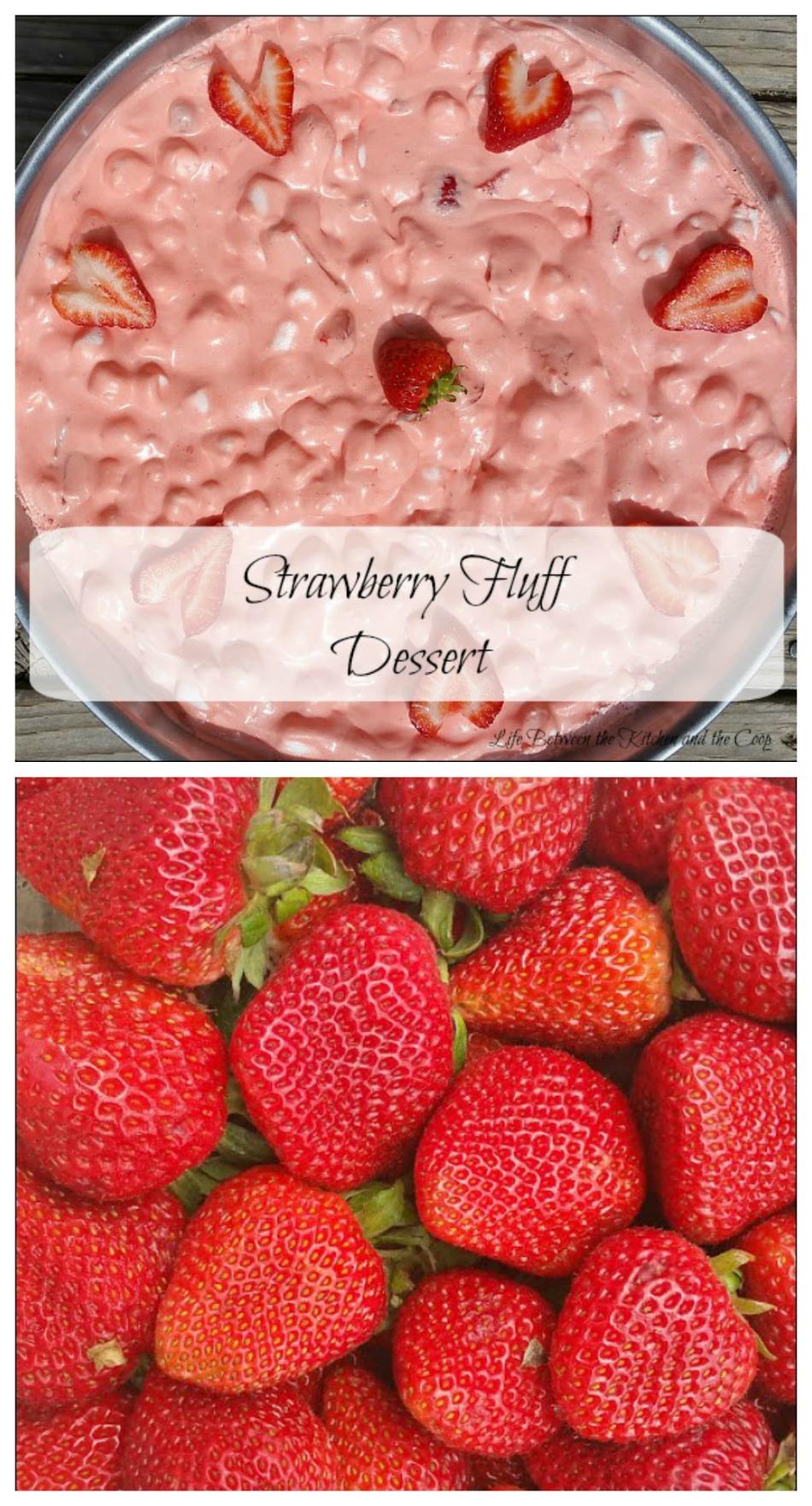 fruit salad strawberries