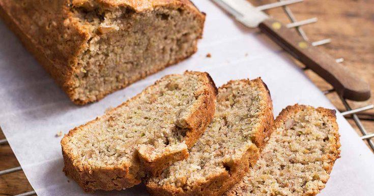 Healthy and Delicious Zucchini Bread
