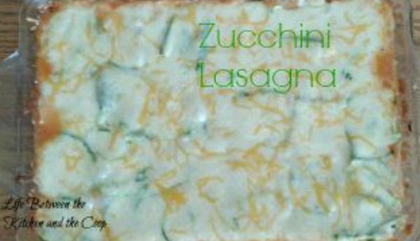zucchini lrecipes