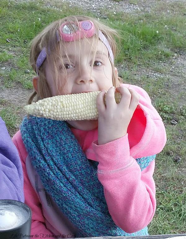 campfire corn