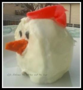 chicken birthday cake ideas