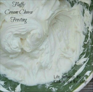 This cream cheese frosting recipe is my favorite!  It's perfect for using on all of your favorite cakes, treats, and even Christmas cookies!