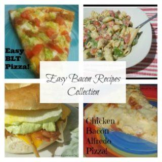 easy bacon recipe