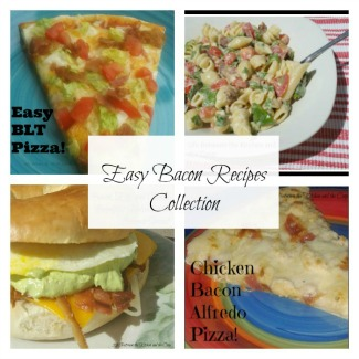 easy bacon recipe
