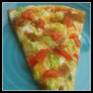 bacon, BLT, Pizza, Easy, Kitchen Hack, Household Tip