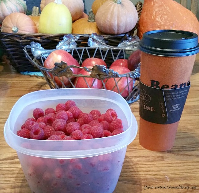 how to make jam raspberry freezer jam