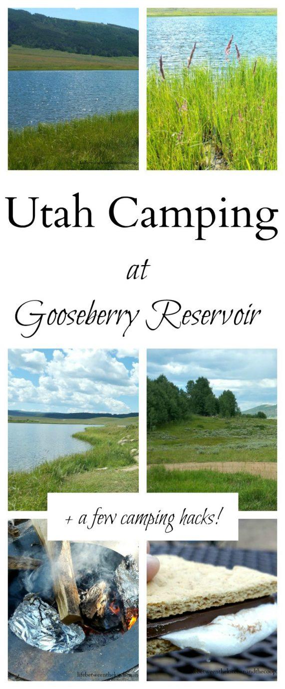 utah camping
