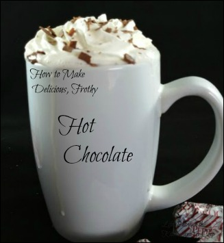 hershey's, stephen's hot chocolate, warm drinks, warm beverages, coffee shop drinks