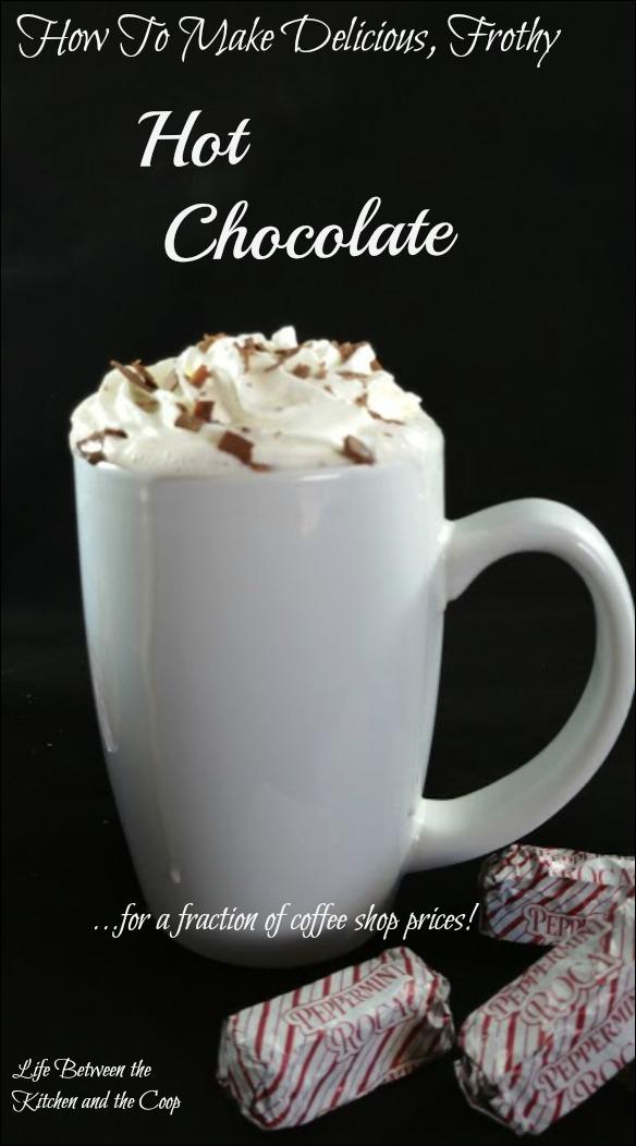 hershey's, stephen's hot chocolate, warm drinks, warm beverages, coffee shop drinks