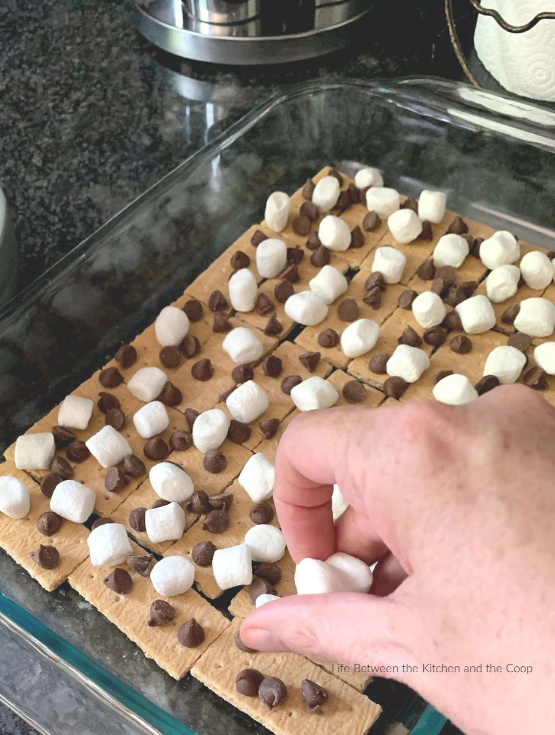 s'mores in the oven recipe