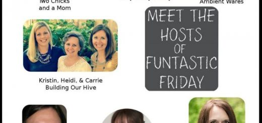 funtastic friday link party