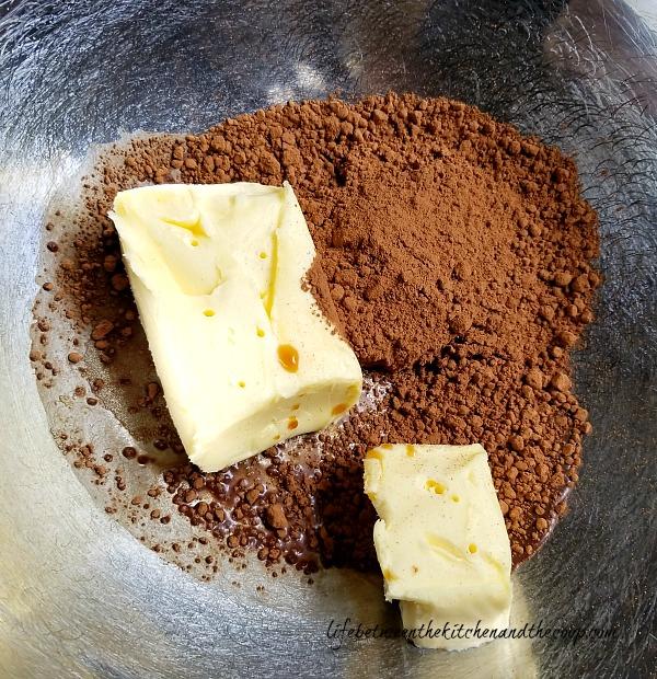 chocolate mocha frosting