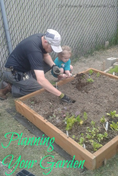 garden planning, planting garden,