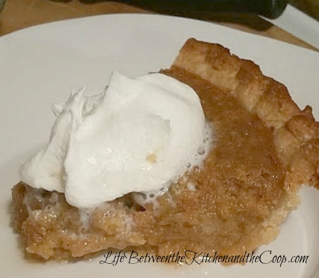 holiday dessert pie
