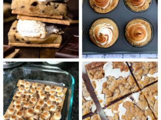 s'mores desserts recipes