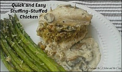 stove top stuffing, dinner ideas