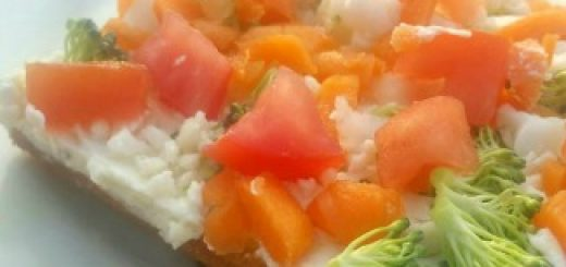 veggie squares appetizers
